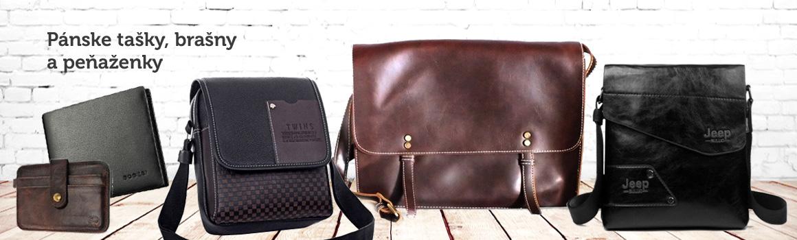 f81fc95502e4c Pánske peňaženky, tašky